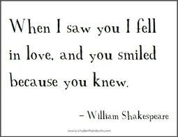 Shakespeare Love Quote | Cute Love Quotes via Relatably.com
