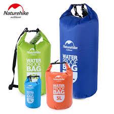 <b>Naturehike waterproof</b> backpack <b>dry</b> bag 20L 30L 40L PVC sack ...