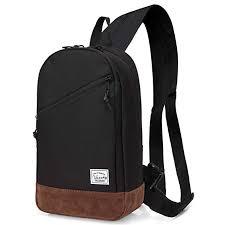 Sling Bag,Vaschy <b>Mini Backpack</b> Chest Pack One-<b>Shoulder</b> Cross ...