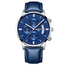 NIBOSI Relogio Masculino <b>Men</b> Watches Luxury Famous Top <b>Brand</b> ...