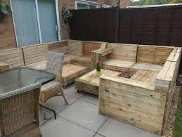 patio furniture from pallets. furniture out of pallets pallet wood outdoor backyard patio from n