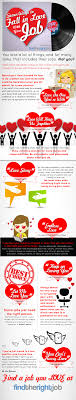 ways to fall in love your job infographic