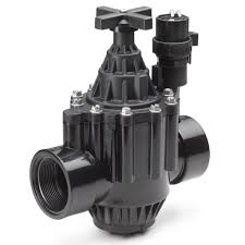 200PGA - 2 in. <b>Inlet</b> Inline <b>Plastic</b> Residential/Commercial Irrigation ...