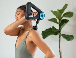 How To Use A Theragun <b>Massage</b> Gun In 5 Simple Steps | Goop