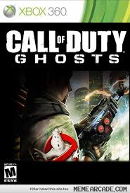 I might consider buying CoD Ghosts if they made this instead ... via Relatably.com