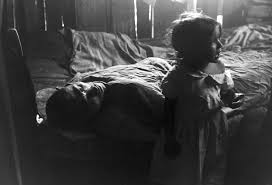 a fierce and tender eye  gordon parks on poverty    s dire toll   time lt  b gt   quot in the shadowy slum