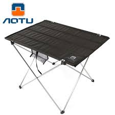 Camping & Hiking <b>Outdoor</b> Camping Portable <b>Folding Table</b> Oxford ...