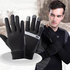 Outdoor Hiking <b>Cycling Windproof</b> Warm <b>Gloves</b> Screen <b>Gloves</b> for ...