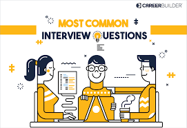 job interview tips and preparing for it careerbuilder common interview questions