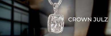 <b>Crown</b> Julz Collection | Men's <b>Hip Hop</b> Jewelry | <b>King</b> Ice – KingIce