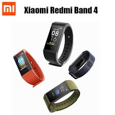 2020 <b>Xiaomi Redmi Band 4</b> Smart Wristband Color Fitness Bracelet ...