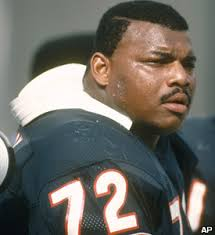 William Perry became an overnight sensation as a rookie with the Bears in 1985. - WilliamPerry_inside111310(1)