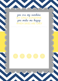 you are my sunshine baby shower printables how to nest for less chevron baby shower invitation template