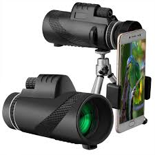 Monocular Telescope High Power <b>40x60 Monoculars</b> Scope for Adults
