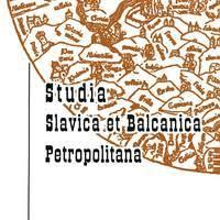 Studia Slavica et Balcanica Petropolitana | Saint-Petersburg State ...