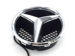 Звезда на <b>решетку радиатора</b> Mercedes-Benz с <b>подсветкой</b> ...