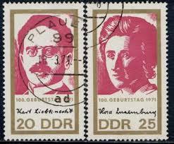"""""""Últimos textos de Karl Liebknecht y Rosa Luxemburgo antes de ser asesinados en Berlín el 15 de enero de 1919"""" Images?q=tbn:ANd9GcQ7UUmR-P5BreXrC6yYT3GAUnmvsKFKCGF1j219wSIhEiyE6_jchw"""