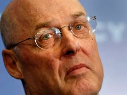 Bill Isaac Vs. Hank Paulson's Bailout Machine -- How The Former FDIC Chairman ALMOST Stopped TARP. Here's the story behind that infamous house vote. - bill-isaac-vs-hank-paulsons-bailout-machine-how-the-former-fdic-chairman-almost-stopped-tarp