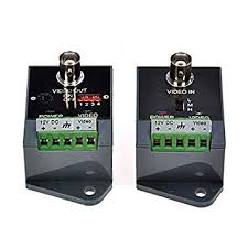 Long Distance Active Video Balun 1 Channel Utp ... - Amazon.com