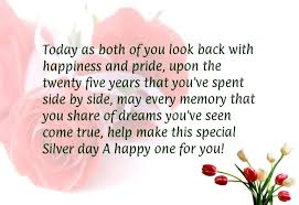 Quotes For 25Th Wedding Anniversary Wishes In Hindi | Wedding ...