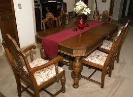 Retro Dining Room Table Vintage Dining Room Set Remade Crafthubs