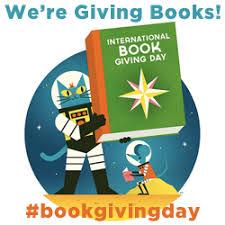 Resultado de imagem para Dia do Livro Oferecido - International Book Giving Day 2016