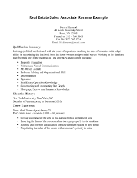 real estate resume examples   insurance agent resume sample soymujer co