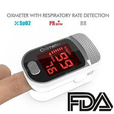 <b>RUNFENTE Digital Finger Oximeter</b> Blood Oxygen Saturation ...