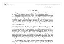 narrative essay   gcse english   marked by teacherscom document image preview
