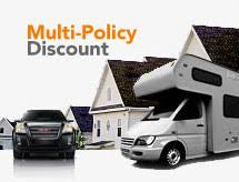 multi policy insurance discount