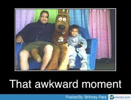 That awkward moment | Memes.com via Relatably.com