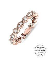 Модные <b>кольца Swarovski</b> eternity - огромный выбор по лучшим ...