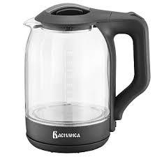 <b>Чайник</b> электрический 2000 Вт, 1,8 л <b>ВАСИЛИСА ВА</b>-<b>1028</b> черный