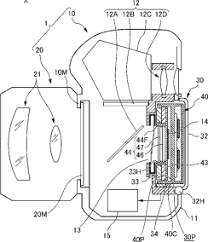 nikon files a patent for a camera with interchangeable sensor on digital camera schematics