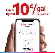 Gasoline, Gas Cards, and Gas Savings   Exxon and Mobil