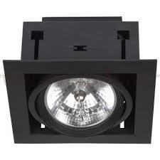 <b>Светильник</b> встраиваемый <b>Nowodvorski DOWNLIGHT</b> BLACK <b>6303</b>