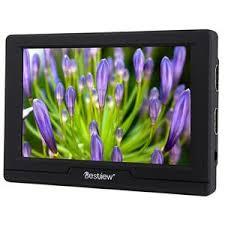 """Bestview BSY502-HDO <b>5</b>"""" Ultra-Thin <b>HD</b> LCD <b>Panel</b> Field Monitor ..."""