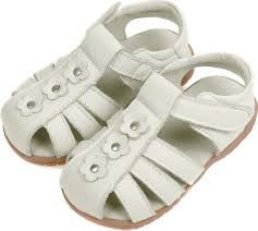 Children's Girls Leather Sandals <b>Summer</b> Comfortable <b>Breathable</b> ...