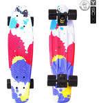 """Купить <b>Скейтборд RT 401G-Sp Fishskateboard</b> Print 22"""" винил 56 ..."""