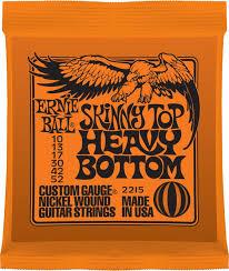 <b>Ernie Ball</b> Skinny Top Heavy Bottom Slinky Nickel Wound <b>струны</b> ...