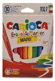 "<b>Carioca</b> Набор <b>фломастеров</b> ""<b>Erasable</b>"", <b>10</b> шт. (41238) — купить ..."
