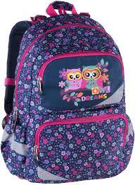 <b>Рюкзак PULSE ANATOMIC OWL</b> DREAMS, 41х28х20см