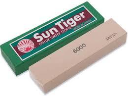"<b>Камень точильный</b> Tojiro ""Sun Tiger"", водный, финишный, #<b>6000</b> ..."