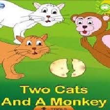 the cat essay  an english essay on the cat a monkey and two cats short story for kids