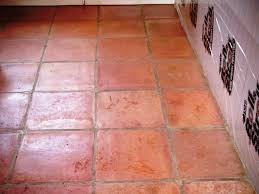 Terra Cotta Tile In Kitchen Cleaning Kitchen Terracotta Tiles Before Starting Work The Tile