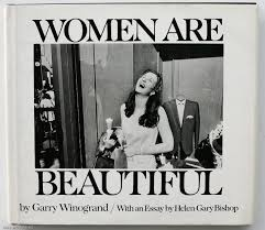 women are beautiful garry winogrand com books