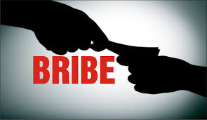 Image result for bribe