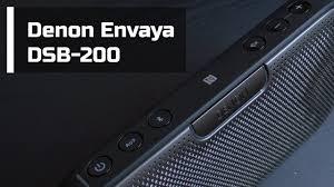 Царь-<b>колонка</b> среди портативов | <b>Denon</b> Envaya DSB-200 ...