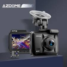 AZDOME видеорегистратор GS63H регистратор 4K Встроенный ...