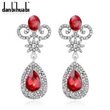 danbihuabi <b>2018 New</b> Fashion Glamor Indian Jewelry Earrings with ...